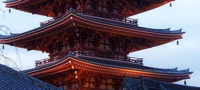 Learn all you need to know about Everything about the Japanese Pagoda.