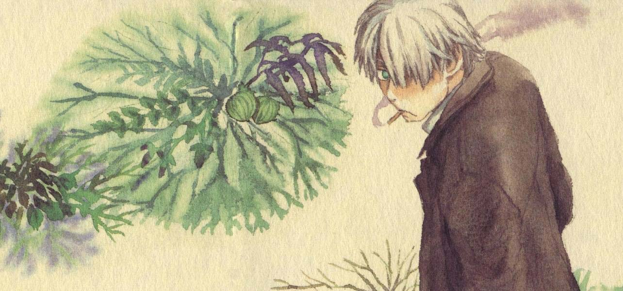 Mushishi is another popular Seinen