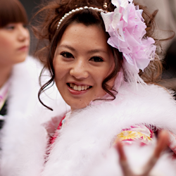 Seijin Shiki, Coming of Age day - Japan