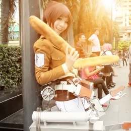 Telecinco 5 steals Thai cosplay footage as Japanese