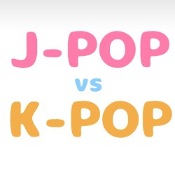 K-Pop and J-Pop fandom