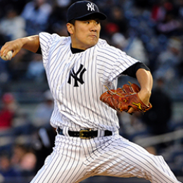 Yankee's Tanaka goes down with injury