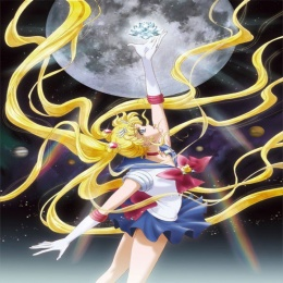 NEW 'SAILOR MOON CRYSTAL' ANIME TAKES A STYLISTIC CUE