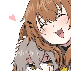 Cuddles headpat