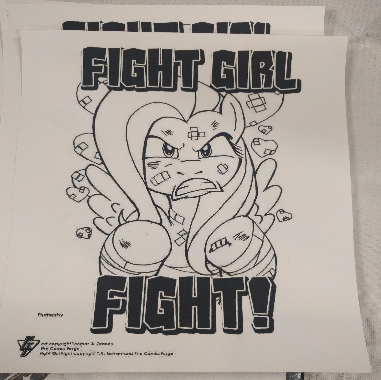 Fight Girl Fight #3