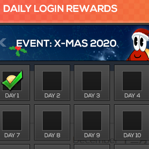 Daily Login Rewards Conc...