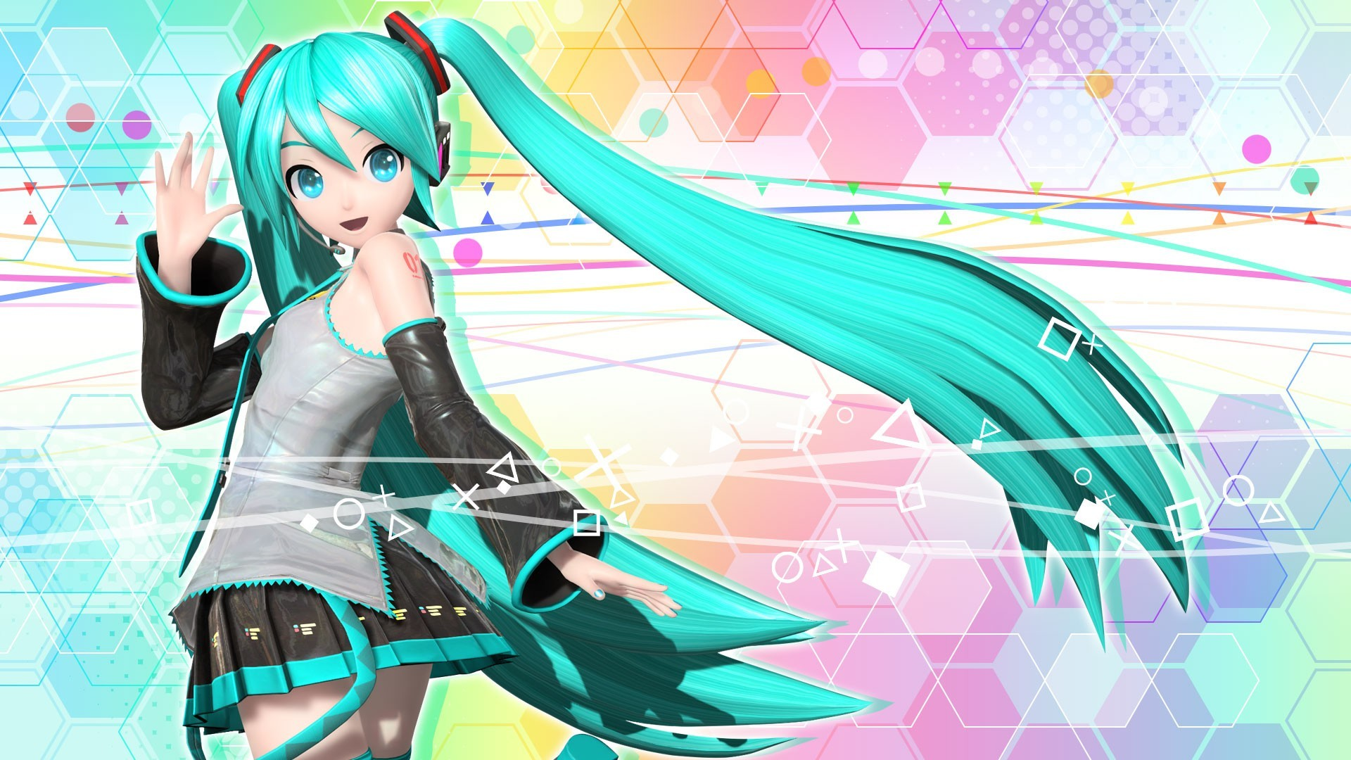 Project Diva wallpaper
