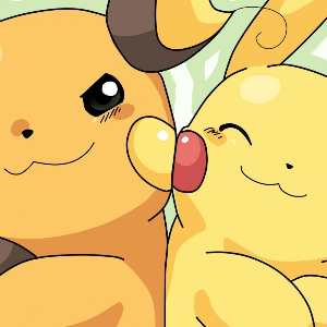 Pikachu and Raichu HD wa...