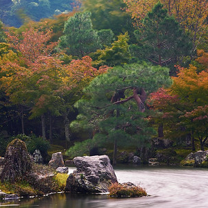 A River in Japan
